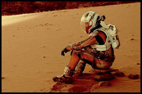 مریخی ریدلی اسکات